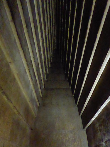 Corbelled Ceiling, Red Pyramid, Dahshur