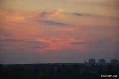 Небо Захід сонця InterNetri Ukraine  23