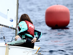 OPTIMIST CHAMPIONSHIP (JLuisOrtín (**Running Slow**)) Tags: optimist championship sport sea future competition joséortín sail wind elcampello cnelcampello alicante spain fast