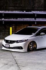 #Bagged #FB6 #Honda #Civic #Si (SupremeVsuals) Tags: 18 50mm 80d canon bagged fb6 honda civic si