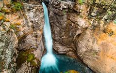 DSC_3110 (Rinathq) Tags: banff canada landscape longexposure waterfalls nature alberta summer trail nikon iamnikon d7200 tokina wideangle mountains westerncanada