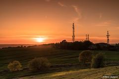 Billinge Hill (Steve Samosa Photography) Tags: billinge england unitedkingdom gb sunset