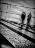 Despair (Armin Fuchs) Tags: arminfuchs würzburg despair women stripes wall smoking cigarettes diagonal