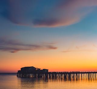 Romeo's Pier, c. 2015