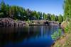 Lappeenranta (Tuomo Lindfors) Tags: lappeenranta finland saimaankanava saimaacanal kanava canal saimaa vesi water suomi alienskin exposure