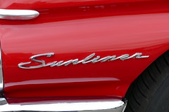 1961 Ford Galaxie Sunliner (bballchico) Tags: 1961 ford galaxie sunliner carshow convertible