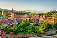 Cesky Krumlov (kirill.ilyasov) Tags: ceskykrumlov czech easterneurope europe czechrepublic landscape cityscape evening krumlov