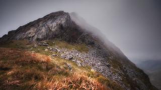 Misty mountain high ..