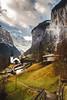 Staubbach falls, Lauterbrunnen, Switzerland (Petr Meissner) Tags: lauterbrunnen bern switzerland ch