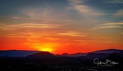 Sedona Sunset (Jeffrey Balfus (thx for 2.5 Million views)) Tags: sedona sonya9 golf sunset sonya9mirrorless sonyalpha sonyilce9 fullframe sonyfe282470gm