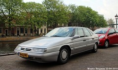 Citroën XM V6 Exclusive automatic 2000 (XBXG) Tags: 38xjvk citroën xm v6 exclusive automatic 2000 citroënxm bva automatique westkolk spaarndam nederland holland netherlands paysbas youngtimer old classic french car auto automobile voiture ancienne française vehicle outdoor