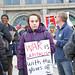 Anti-War Rally Chicago Illinois 4-21-18  0933