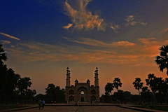 Spread your wings as you go.... (Lopamudra !) Tags: lopamudra lopamudrabarman lopa landscape sunshine sunset sunlight sundown light lightandshade life akbar emperor moghul mughal agra sikandra tomb clouds cloud sky skyscape dusk evening afternoon twilight nightfall shine shade shadow shining silhouette silence uttarpradesh up india memorial remembrance tree trees nature beauty beautiful pensive thoughtful thought memory creative colour color colours colourful picturesque