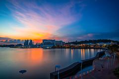 H e a t !! (yimING_) Tags: cityscape landscape sunset vivocity longexposure urban shopping commercial boat ship ferry sentosa sentosabroadwalk 2018apr2829