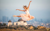LA Beautiful Ballerina Dancing Ballet Griffth Observatory Los Angeles City Skyline! Nikon D810 70-200mm VR2 F2.8! Fine Art Classical Ballet in Pointe Shoes Slippers Leotard Tutu Photography! High Res Model Portraits Professional Jette Jump Arabesque! (45SURF Hero's Odyssey Mythology Landscapes & Godde) Tags: la beautiful ballerina dancing ballet griffth observatory los angeles city skyline nikon d810 70200mm vr2 f28 fine art classical pointe shoes slippers leotard tutu photography high res model portraits professional jette jump arabesque