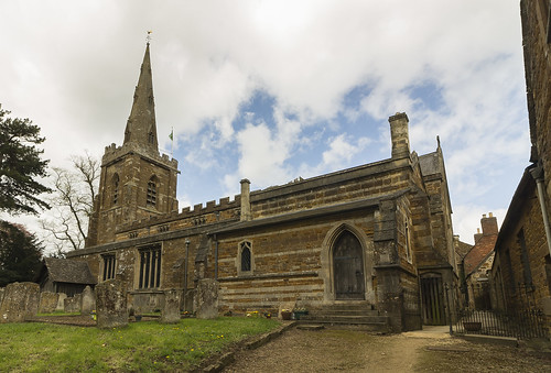 Uppingham, Ss Peter & Paul church