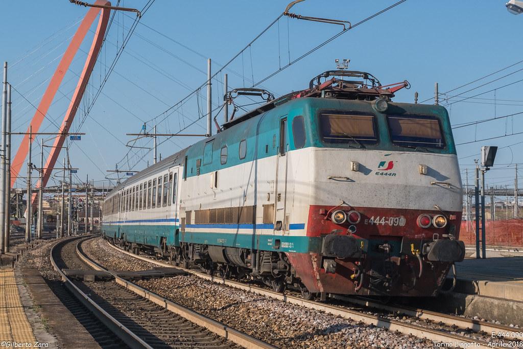 The world 39 s newest photos of ic and trenitalia flickr - Orari treni torino porta nuova genova brignole ...