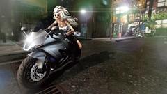 Highway To Hell (princess hienrichs (SLinworld)) Tags: bike blueberry gb sau zoom speakeasy bugaatti