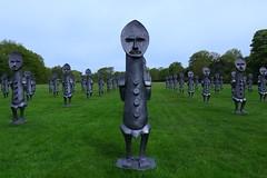 _MG_4359 (Yorkshire Pics) Tags: 1105 11052018 11thmay 11thmay2018 ysp yorkshiresculpturepark sculpture zakove blackandbluetheinvisibleman blackandbluetheinvisiblemanandthemasqueofblackness theinvisiblemanandthemasqueofblackness