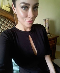 (Y-Management) Tags: sexy brunette mexico tits selfie