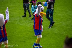 Mascot (Mohammed Sow) Tags: crystalpalace football premierleague cheerleaders selhurstpark
