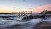Sea falls || Cronulla (David Marriott - Sydney) Tags: cronulla newsouthwales australia au ocean pool sea nsw long exposure waves seafall