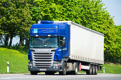 Scania R400 II Topline (UA) (almostkenny) Tags: lkw truck camion ciężarówka scania ua ukraine ax ax2640ha topline r400