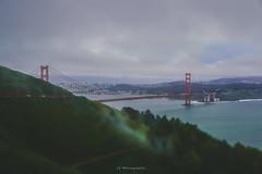 I'm lost, I'm a ghost dispossessed (.KiLTRo.) Tags: millvalley california unitedstates us kiltro goldengatebridge bridge sanfrancisco lanscape paisaje seascape sea bay mar océano ocean color colour clouds nubes