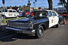 Show & Go Car Show for Charity 2018 (USautos98) Tags: 1966 ford custom policecar