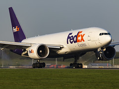 FedEx (Federal Express) | Boeing 777-FS2 | N892FD (MTV Aviation Photography) Tags: fedex boeing 777fs2 n892fd federal express boeing777fs2 federalexpress boeing777 777 b777 londonstansted stansted stn egss canon canon7d canon7dmkii
