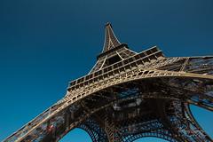 EIFFEL TOWER (Impact Photographic) Tags: eiffel tower architecture paris capitale bluesky summer color lightroom photography thierryguez