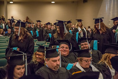 3A2A6147 (William Woods University) Tags: academics graduatecommencement apparel audience clothing crowd graduation hat human people person