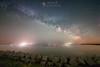 Via lattea 19 maggio 2018 (Giovanni R. meteorosolina.it) Tags: meteorosolina milky way via lattea delta del po notte lunga esposizione stelle cielo canon gopro mare rosolina