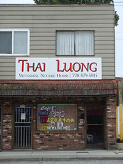 Thai Luong (knightbefore_99) Tags: thailuong vietnam noodle house restaurant vancouver kingsway eastvan cool vietnamese great hochiminh trail city asian pho awesome