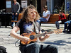 Eugenio Jedi Martinez performing in the ByWard Market in Ottawa, Ontario (Ullysses) Tags: eugeniojedimartinez bywardmarket marchéby ottawa ontario canada spring printemps guitarist musician