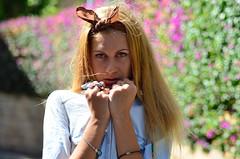 Tanya (denis.nayk) Tags: face beauty nice cute flowers
