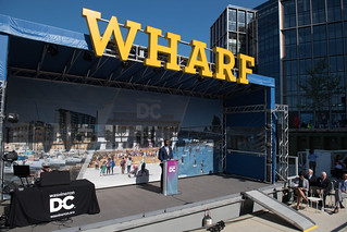 May 9, 2018 Travel Rally at The Wharf