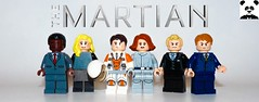 The Martian (Random_Panda) Tags: lego figs fig figures figure minifigs minifig minifigures minifigure purist purists character characters hero heroes super book books films film movie movies tv show shows television the martian matt damon