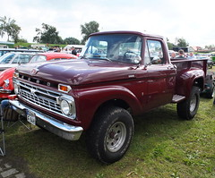 Ford F-series Custom Cab Pickup 1964 (Zappadong) Tags: bleckede 2017 ford fseries custom cab pickup 1964 zappadong oldtimer youngtimer auto automobile automobil car coche voiture classic classics oldie oldtimertreffen carshow