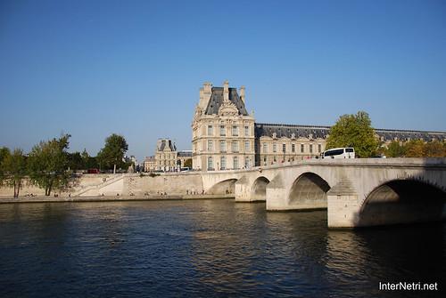 Париж Сена InterNetri  France 116