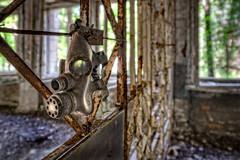 Survivalism (Frank C. Grace (Trig Photography)) Tags: prypyat kyivskaoblast ukraine ua gasmask mask chernobyl pripyat abandoned urbex disaster fallout nuclear powerplant power urbanexploration russia ghosttown haunted paranormalactivity decay rusty crusty nuclearreactor reactor radiation exclusionzone forbidden zone nuclearcity powerstation ukrainebelarusborder sovietunion boarder при́пять peacefulatom ukrainebelarus hdr highdynamicrange on1pics frankcgrace trigphotography 1986 accident lightwatergraphitemoderatedreactor graphite uranium stationblackout safetytest safety objectshelter ussr nikon d850 cancer radiationpoisoning level7 rbmk reactor4 26april1986