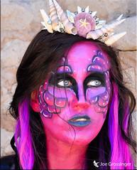 The Mermaid (jgbirdmangrossinger) Tags: mermaid steampunk convention 7 costume joe grossinger