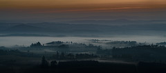 Mencer no Val do Ulla (Feans) Tags: sony a7r a7rii ii fe 100400 gm boqueixon val ulla galiza galicia sunrise mencer fog neboa mist