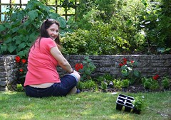 Canon EOS 60D - My Lovely wife Lisa tending to the garden (TempusVolat) Tags: wife brunette hair woman attractive beautiful garden gardening canon eos 60d gareth tempus volat tempusvolat mrmorodo nature natural greenfingers greenfingered green fingers fingered beauty mywife girl spouse beautifulwife beautifulwoman prettywife pretty lovelywife mygirl gorgeouswife lovelylisa prettylisa goodlooking goodlooks lover lovely love allure elegant demure canoneos canoneos60d eos60d dslr digital slr shapely curvy curves curved curvywife lisa garethw curvaceous garethwonfor mr morodo farge lisafarge lisawonfor curvygirl curvybrunette smile
