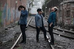 Radio 85 en sesión de fotos (Radio_85) Tags: radio 85 radio85 indie rock musica music spotify itunes frida gravedad mexico rockmexicano