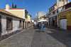 Walking Before the Businesses Open (dcnelson1898) Tags: funchal madeira portugal travel vacation cruise hollandamericaline oosterdam island town