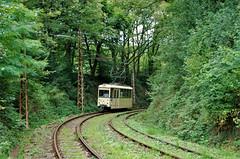 Wuppertal, Greuel 22.08.2010 (The STB) Tags: tram tramway strassenbahn strasenbahn heritagetram überlandstrasenbahn strasenbahnmuseum trammuseum