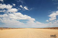 Tropic of Capricorn (morbidtibor) Tags: africa namibia desert road tropicofcapricorn