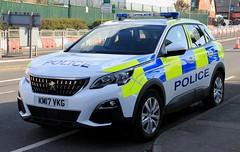 Merseyside Police Demonstrator Peugeot 3008 Incident Response Vehicle (PFB-999) Tags: merseyside police peugeot 3008 demonstrator demo incident response vehicle car unit irv panda lightbar grillesleds km17vkg aintree liverpool