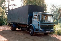 AEC Mercury, SCW 937K (ergomammoth) Tags: lorry lorries truck trucks commercialvehicle hgv aec aecmercury av505 ergomatic tiltcab aecltdsouthall britishleylandtruckbusdivision container cleggtransport rochdale lancs roadtransport haulagecontractors transportcontractors